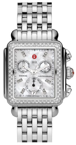 Michele Deco Day Ladies Watch Mww06P000099 by MICHELE (Image #1)