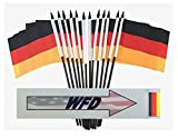 Pack of 12 4%22x6%22 Germany Polyester M
