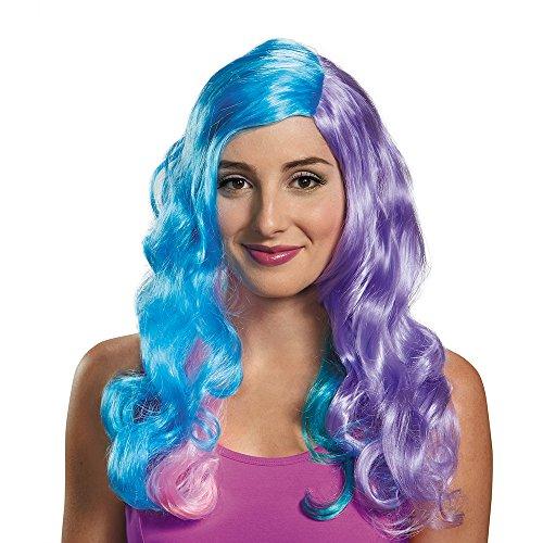Disguise Women's Princess Celestia Adult Costume Wig, Multi, One Size