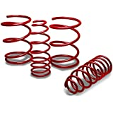 Nissan Sentra Suspension Lowering Spring (Red) - B16