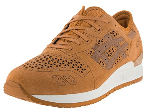 Asics Hommes Gel-lyte Iii Lc Tan / Tan Chaussure De Course 10.5 Hommes Us