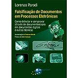 capa de Falsificação de Documentos em Processos Eletrônicos