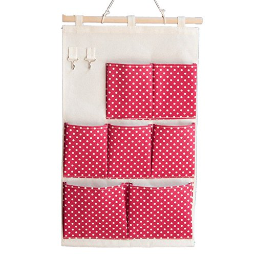 BranXin - Hanging Organizer Wall Hanging Storage Bag Organiz