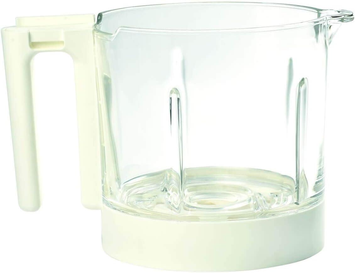 Béaba 912716 - Jarra De Cristal De Repuesto Para Babycook Néo, White: Amazon.es: Bebé
