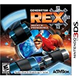 Activision Blizzard Inc, Generator Rex Providence 3DS