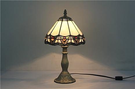 wholesale dealer 30ae4 88e28 Amazon   royal-8-inchティファニーガラスランプミニマリスト ...