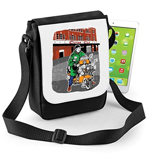 Digital Compatible Scooter Casino Mini Bag Ipad or Tablet Reporter Wigan Z0pq6vn