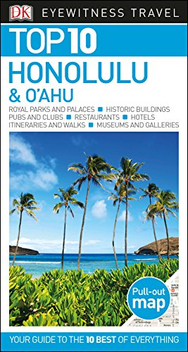 Top 10 Honolulu and O'ahu (DK Eyewitness Travel Guide) (Best Scuba Diving Destinations In The World)