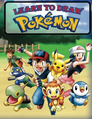 Learn to Draw Pokemon: Pencil Drawings Step by Step Book (Pokemon Characters Draw Easily) pdf