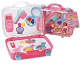 BEST SELLER: Girl's Deluxe Beauty Makeup Gift Set in Case *Perfect Gift Idea for Children, Girls, Birthday, Holiday, etc.*