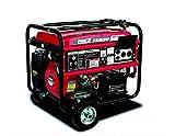 Gentron Portable Electric Start Generator 6,000w / 7,500 Watt...