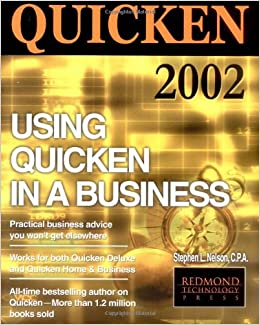 Book Using Quicken 2002 in Business