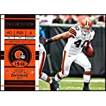 47479b7f719 2011 Playoff Contenders Season Tickets #23 Peyton Hillis NM-MT Cleveland  Browns.