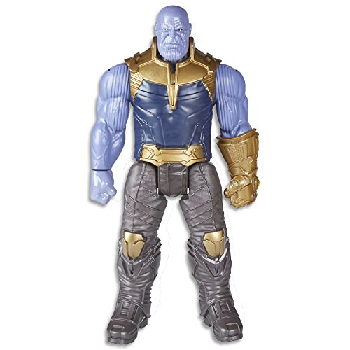 (Marvel Infinity War Titan Hero Series Thanos with Titan Hero Power FX Port)