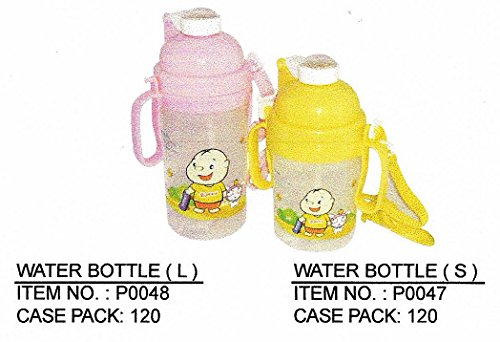 WATER BOTTLE ( L ), Case Pack of 120 by DollarItemDirect