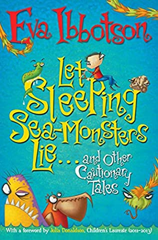 book cover of Let Sleeping Sea-Monsters Lie