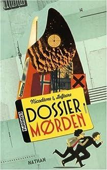Europa, tome 1 : Dossier Morden par Nicodème