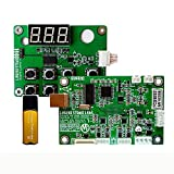 LIHUIYU CO2 Laser Controller M2 Nano Mainboard + Control Panel + Dongle B System for Engraver Cutter DIY 3020 3040 K40 (Buy More Discounts)