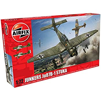 Amazon com: Tamiya 1/72 Junkers JU-87 B-2/R-2 Stuka: Toys
