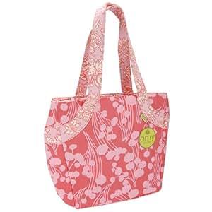 K & Company Amy Butler Lotus Scrapbooking Tote Bag Tea Box K674639
