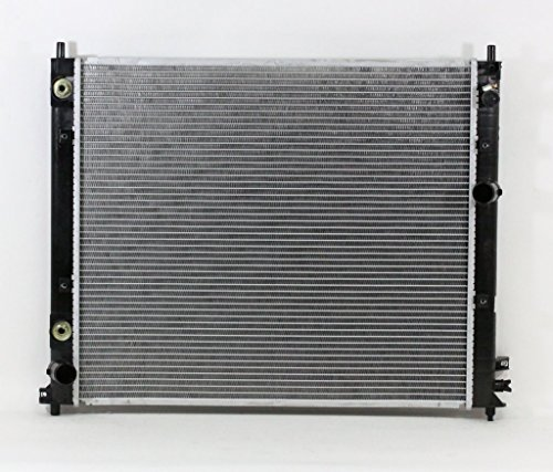 Radiator - Pacific Best Inc For/Fit 13055 08-13 Cadillac CTS Sedan 10-14 CTS Coupe/Wagon Automatic Transmission 3.0/3.6L WITH Direct Fuel Inject PTAC