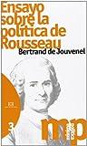 img - for Ensayo sobre la pol tica de Rousseau book / textbook / text book