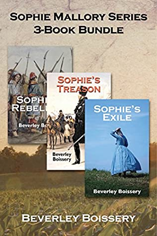 book cover of Sophie Mallory Series 3-book Bundle