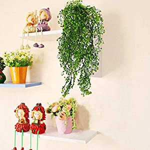 Dreampark Artificial Greenery Garland,Fake Ivy Vines Foliage Plants with Leaves Hanging for Wedding Home Garden 4