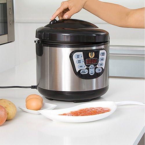 GM Alfa Robot de Cocina 5L: Amazon.es: Electrónica