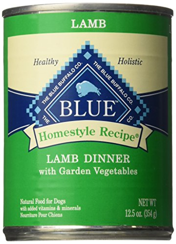 Blue Buffalo Homestyle Recipe Lamb Dinner - 12x12.5 oz