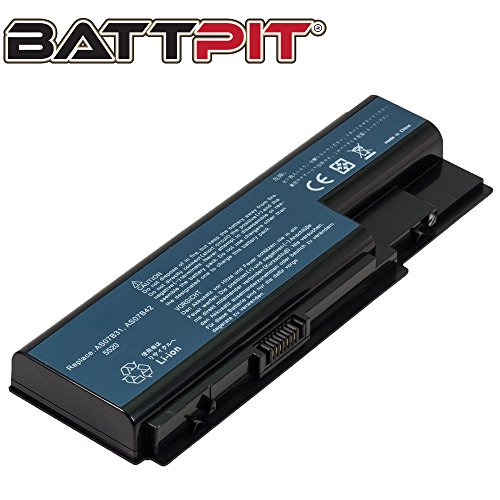 (Battpit™ Laptop/Notebook Battery Replacement for Acer AS07B61 (4400mAh / 48Wh))