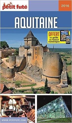 Livres Petit Futé Aquitaine pdf, epub ebook