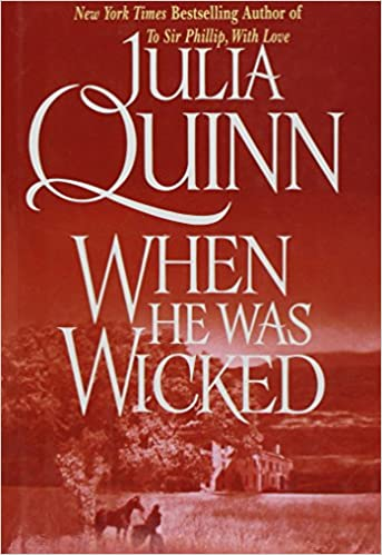 WHEN HE WAS WICKED BY (QUINN, JULIA)[AVON BOOKS]JAN-1900