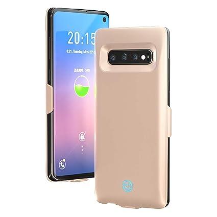 Amazon.com: HONTECH - Funda para Galaxy S10 Plus (batería ...