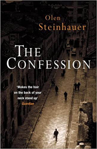 Book The Confession by Olen Steinhauer (2005-07-07)