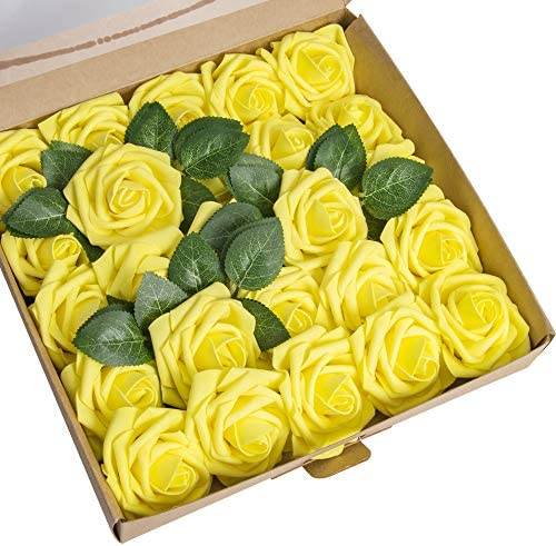 YSBER Roses Artificial Flowers Centerpieces product image