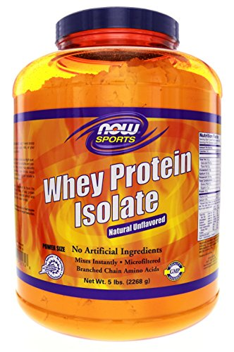 NOW Foods Protein Isolate Unflavored