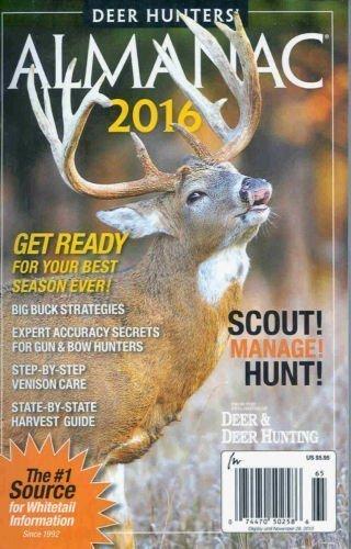 Deer Hunters' Almanac 2016