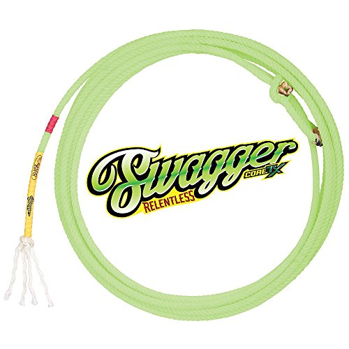 CACTUS ROPES Swagger Relentless 4 Strand Heel Rope with CoreTX M