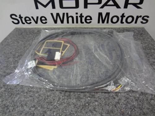 RAM DODGE CHRYSLER JEEP UCONNECT NAVIGATION JUMPER HARNESS MIRROR RER RHR MOPAR by Mopar