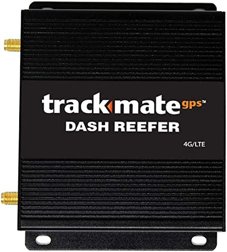 Dash Reefer 4G LTE GPS Tracker. Monitors Temperature and PTO Usage. Sends alerts in Real-time. Hard-Wired. No Contract – 24 7 User-Friendly Online Activation. US Based Customer Support.