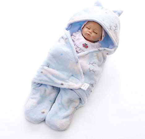 Zengqhui Saco de Dormir del bebé Recién Nacido de empañar Wrap Abrigo del bebé bebé de