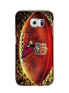 Tomhousomick Custom Design The NFL Team Arizona Cardinals Case Cover for Samsung galaxy S6