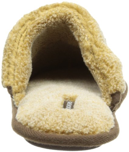 Dockers Men's Microsuede Scuff Slipper