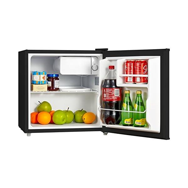 Midea WHS-65LB1 Compact Reversible Single Door Refrigerator and Freezer