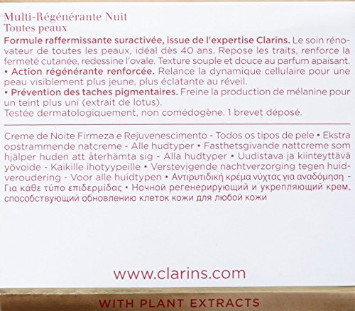 CLARINS Extra-Firming Night Cream, 1.7 Ounce