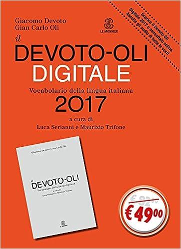 Il Devoto-Oli 2017 digitale