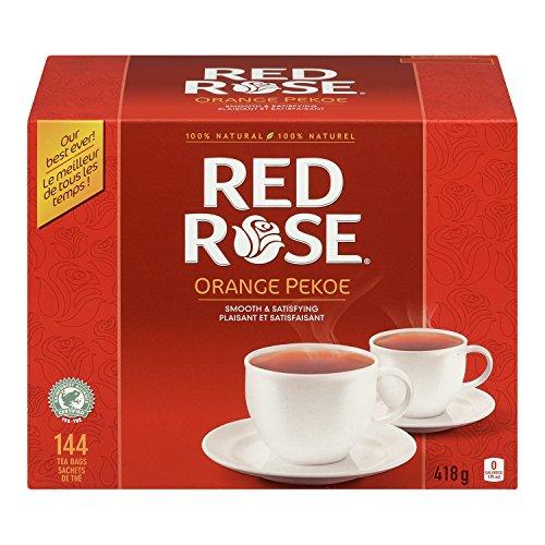 Red Rose Orange Pekoe Tea 418G/144 Tea Bags (144)