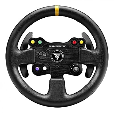 Thrustmaster TM LEATHER 28GT WHEEL ADD-ON, 4060057 by ThrustMaster