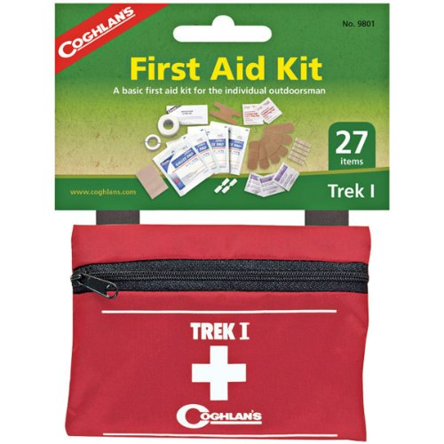 Trek 1 First Aid Kit - Pack of (First Aid Kit Toothbrush)